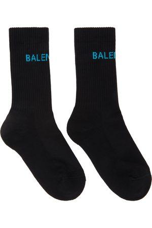 Balenciaga And Logo Tennis Socks