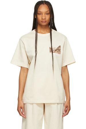 JUUN.J Off- Nouvelle Tendance Artwork T-Shirt