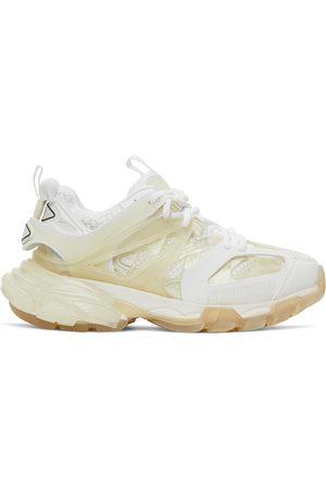 Balenciaga Clear Sole Track Sneakers