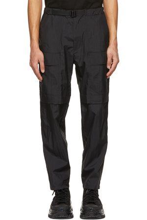 JUUN.J Taffeta Outdoor Cargo Pants
