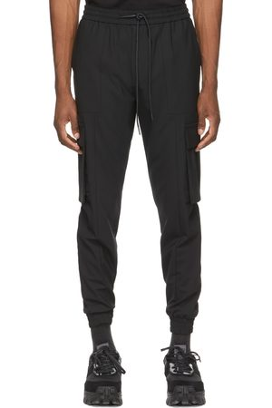 JUUN.J Men Cargo Pants - Stretch Jogger Cargo Pants