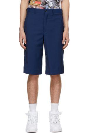 Comme des Garçons Men Shorts - Wool Shorts