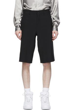 Comme des Garçons Men Shorts - Tropical Wool Shorts