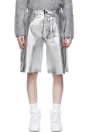 Comme des Garçons Men Shorts - And Foil Shorts