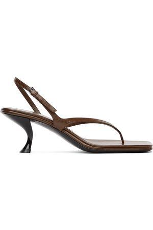 The Row Women Sandals - Constance Heeled Sandals