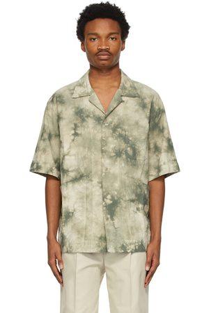 Nicholas Daley Men Short sleeves - Beach Short Sleeve Shirt