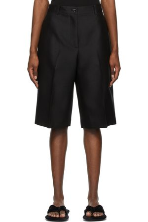 Arch The Wool and Silk Bermuda Shorts