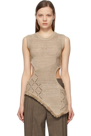 Andersson Bell Cut-Out Roxy Tank Top