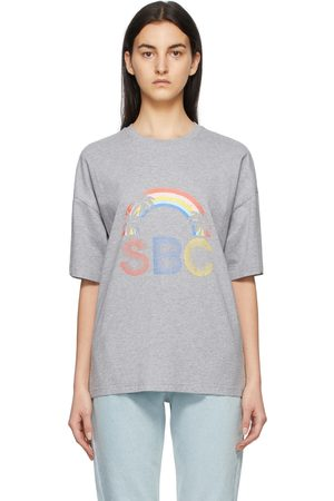 See by Chloé Grey Sunset SBC T-Shirt