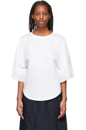 See by Chloé Women T-shirts - Pleated Sleeves T-Shirt