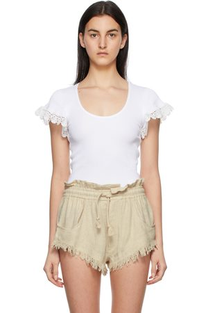 See by Chloé Lace Embellished T-Shirt