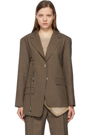 Andersson Bell Open Back Carina Blazer