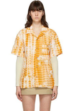 Andersson Bell Women Shirts - And Tie-Dyed Embroidery Shirt