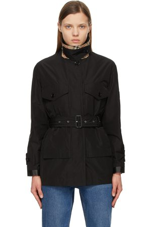 Burberry Women Rainwear - Poplar Rain Jacket