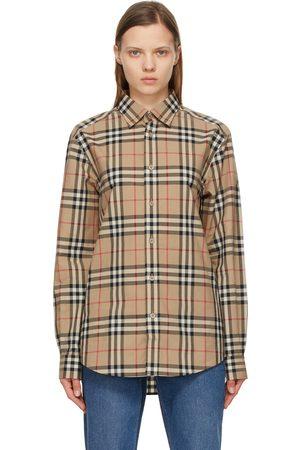 Burberry Vintage Check Caxton Shirt