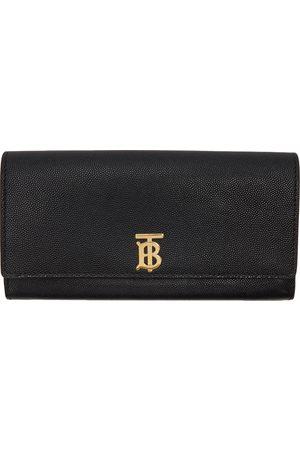 Burberry Women Wallets - TB Monogram Halton Continental Wallet