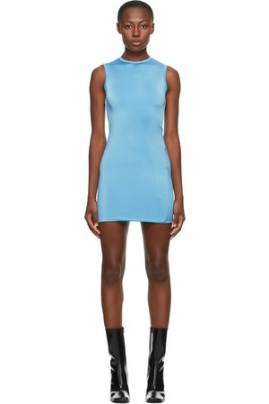 Georgia Alice SSENSE Exclusive Twisted Mini Dress