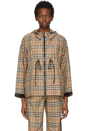 Burberry Check Bacton Jacket