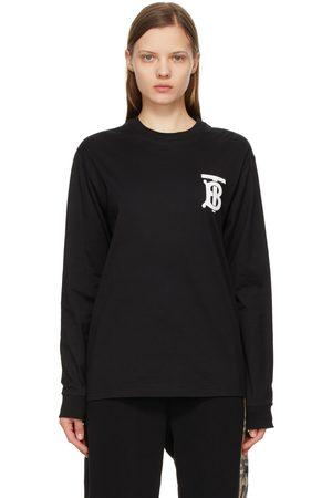 Burberry Monogram Atherton Long Sleeve T-Shirt