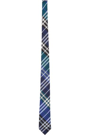 Burberry And Silk Classic Cut Tie
