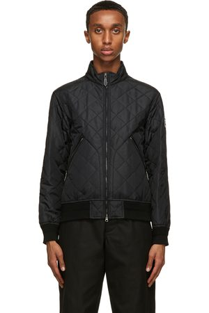 Burberry Nylon Quilted Jacket