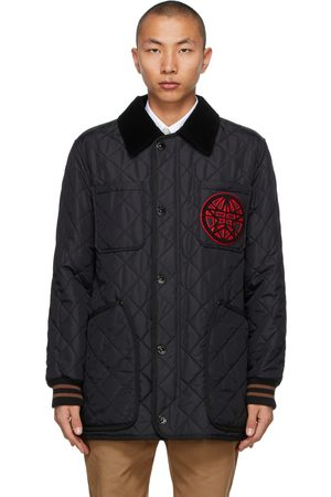 Burberry Quilted Langley Jacket