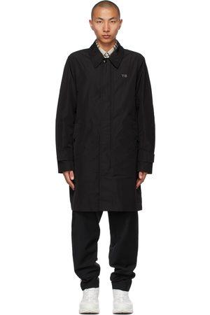 Burberry Men Coats - Taffeta TB Motif Car Coat