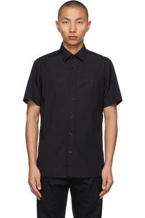 Burberry Men Short sleeves - Sherwood Short Sleeve Shirt