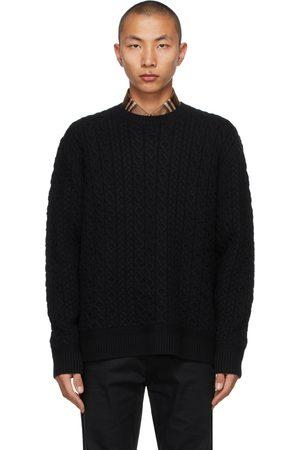Burberry Men Sweaters - Cashmere Carroll Sweater