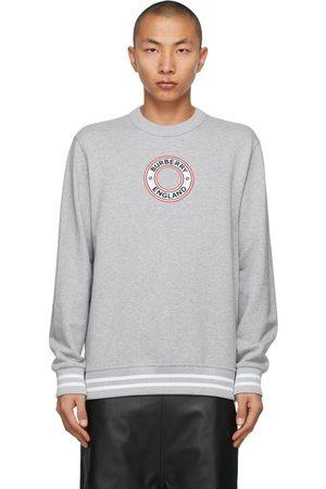 Burberry Grey Albany Sweatshirt