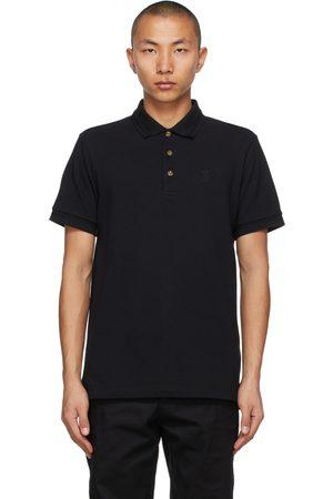 Burberry Men Polo Shirts - Button Detail Burton Polo