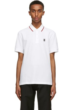 Burberry Men Polo Shirts - Walton Polo