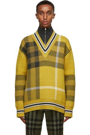 Burberry Check Fairhurst Sweater