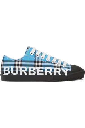 Burberry Check Larkhall Sneakers