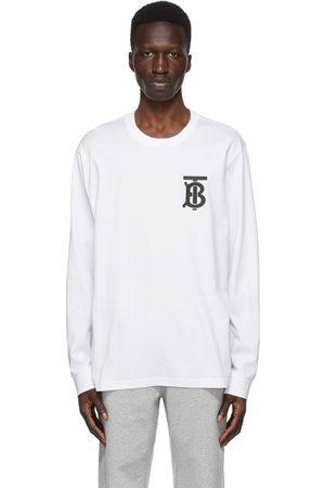 Burberry TB Monogram Atherton Long Sleeve T-Shirt