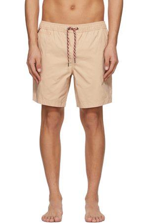 Burberry Side Stripe Swim Shorts
