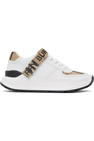 Burberry And Ronnie M Sneakers