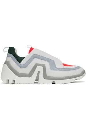 Pierre Hardy And Vibe Basket Sneakers