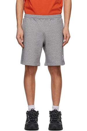 Kenzo Men Shorts - Grey Little X Sport Shorts