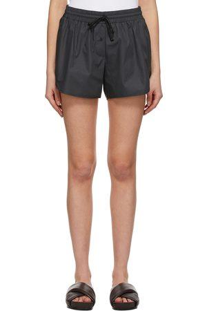 Rika Studios Grey Jett Shorts