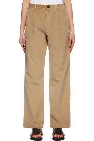 Rika Studios Women Polo Shirts - Corduroy Polo Trousers