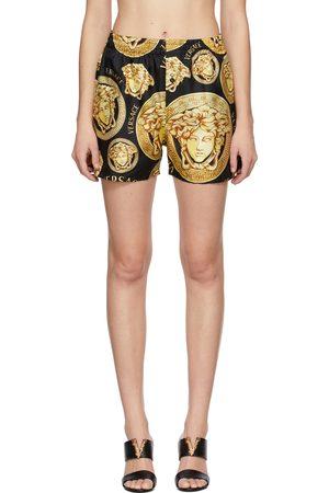 VERSACE And Silk Medusa Amplified Pyjama Shorts