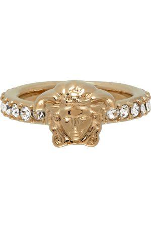 VERSACE Women Rings - Swarovski Medusa Ring