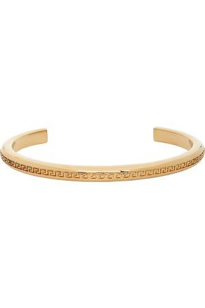 VERSACE Greca Bangle Bracelet