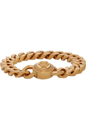VERSACE Men Bracelets - Large Chain Medusa Bracelet