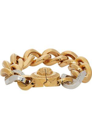 VERSACE And Medusa Chain Bracelet