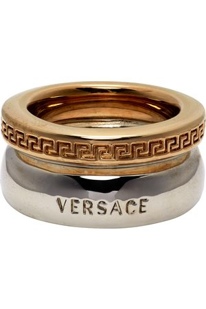 VERSACE And Greca Ring