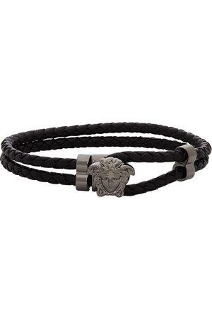 VERSACE And Gunmetal Medusa Bracelet