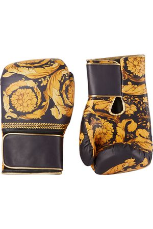 VERSACE And Boxing Gloves