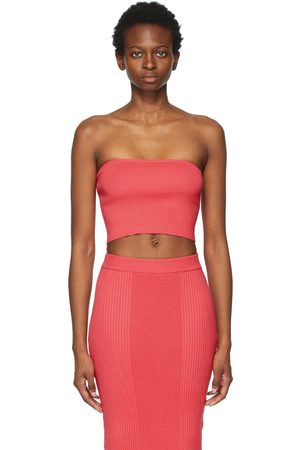 Victor Glemaud Knit Tube Top